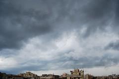 Storm 2/9/14_0526 (Kostas Menounos) Tags: rain weather clouds thunder stormclouds