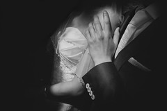 Wedding (siebe ) Tags: wedding light people blackandwhite bw holland detail love netherlands monochrome dark groom bride couple hand marriage trouwen 2015 bruidspaar bruid trouwfoto trouwreportage bruidsfoto siebebaardafotografie wwweenfotograafgezochtnl