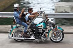 Harley Davidson, Heritage Softail, Kwun Tong, Hong Kong (Daryl Chapman Photography) Tags: harleydavidson motorbike motorcycle american kwuntong hongkong china sar canon 1d mkiv 2470mm