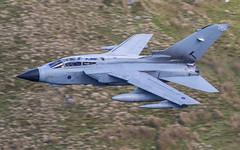 Go in Low (Newage2) Tags: lfa7 raf wales lowlevel jets fastjets machloop tornado gr4 marham