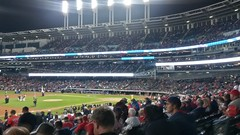 20161014_193747_Richtone(HDR) (reddawg5357) Tags: progressivefield clevelandindians cleveland clevelandohio chiefwahoo alcs indians tribetown tribetime mlb baseball bluejays