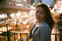 Amy (Anthony, Lau) Tags: leica m6 voigtlander 35mm 14 xtra fujifilm 400 iso portrait flare