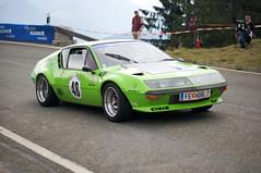 Alpine A 310 (1973) (PWeigand) Tags: 2015 alpinea3101973 bayern berchtesgaden edelweissclassic oldtimer rosfeldrennen deutschland
