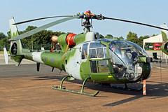 Army Air Corps SA-341 Gazelle XZ334 (Sam Pedley) Tags: aac sa341 gazelle westland sa341gazelle armyaircorps riat royalinternationalairtattoo ffd raffairford helicopter aerospatiale xz334