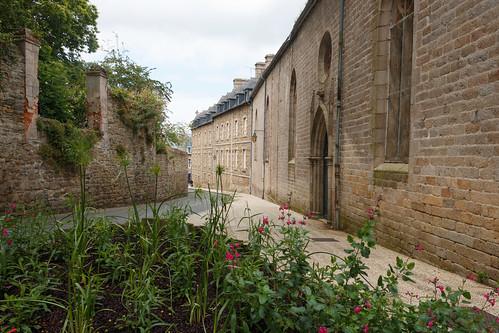 Rue de la Chantrerie à Tréguier