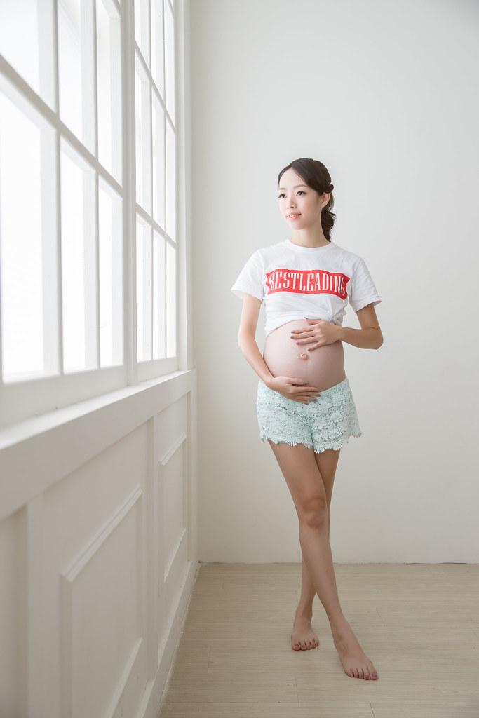 孕婦寫真,孕婦攝影,孕婦棚拍,法鬥攝影棚,妞妞03