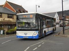 N.A.T Group 340 (Welsh Bus 16) Tags: natgroup man citysmart 340 ou14svw risca