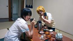 DSC04319.jpg (elyuu) Tags: freeiwatobiswimclub nagisa hazuki haruka nanase makoto tachibana iwami japan cosplay
