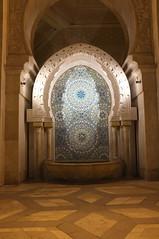 Mosque Inlay (ranok) Tags: morocco mosque hassan