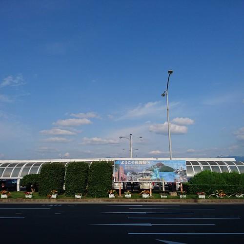 なう。  #長崎空港 #Nagasaki