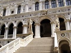 Scala dei Giganti. Venecia (Italia). (nora4santamaria) Tags: venecia venice venezia