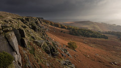 Stanage Edge (Paul Newcombe) Tags: peakdistrict stanageeedge uk landscape cliff trees autumn derbyshire england canon1635f4l canon5dsr 169 rocks hills outdoor nationalpark britnatparks october