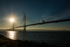 Queensferry Crossing (Briantc) Tags: scotland forthcrossing forth riverforth queensferrycrossing bridge bridgeconstruction autumn