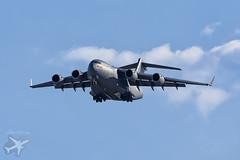 USAF 7-7185 C-17A YBBN-0699 (AusAvGeek) Tags: bne brisbaneairport c17a globemaster ybbn