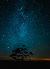 Milky Way @ 3.2 sec handheld (LUMIX G80) (cablefreak) Tags: lumix g80 g85 handheld milkyway astrophotography night nocturnal nature alvesta