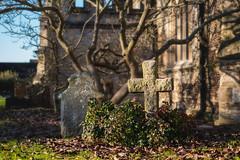 The Old Grave (adzman_808) Tags: fuji fujifilm fujixpro2 fujifilmxpro2 xf35 uk englishcountryside grave graveyard church