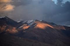Sunset Landscape near Tso Moriri, India 2016 (reurinkjan) Tags: india 2016 janreurink himachalpradesh spiti kinaur ladakh jammuandkashmir kargil tsomoriri sunset himalayamountains himalayamtrange himalayas landscapepicture landscape landscapescenery mountainlandscape