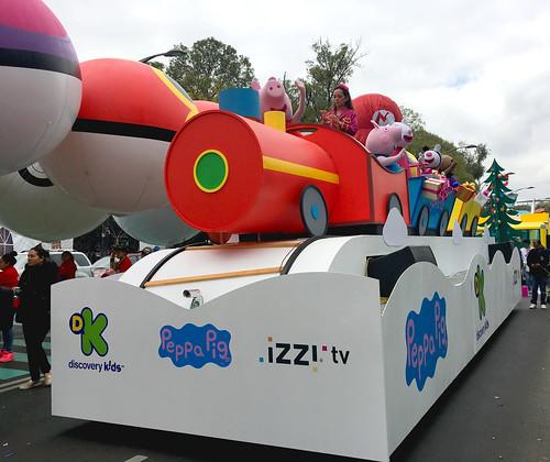 Carro Peppa Pig BoloFest2016