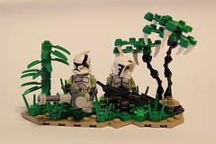 "Company ""7"" (~Shocktrooper~) Tags: clonewars starwars 253rd elite legion squad sigfig"