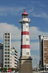 Malm (Simpel1) Tags: schweden sweden malm nikon nikond300 lighthouse leuchtturm