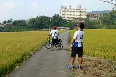 (nk@flickr) Tags:  taiwan  friend cycling   20161105  guanxi hsinchu  canonefm22mmf2stm