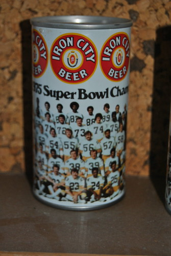 Iron City Beer Can 3