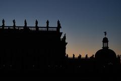 Neues Palais (Lepantho) Tags: fujixt1 leicasummicronm50mm sanssouci neuespalais abenstimmung sonnenuntergang settingsun potsdam deutschland germany brandenburg