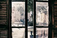 kaimakli (Erodotos KKRS) Tags: cyprus street nicosia lefkosia urban bicycle window platanos mediterranean