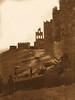 "Arnold Genthe. ""BENEATH THE WALLS OF ÁVILA"". 1904 (José Luis Pajares) Tags: arnoldgenthe photoantique old vintage photohistory fotosantiguas avila spain españa heritage"