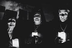 Al Sur del Sur III (Guille Ibanez) Tags: black religion spain españa españaextraña madrid easter