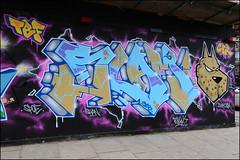 Slam (Alex Ellison) Tags: slam tbf thebufffails cp5 ctr dci westlondon urban graffiti graff boobs