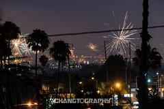 DSC_0125 (changtography) Tags: southbay torrance losangeles palosverdes california independenceday fireworks longexposure redondobeach