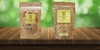 Wooden deck on a green leaves background (entodobq) Tags: 3drender 3d render background landscape table deck wood wooden woodtable old vintage bar view concept tabletop easter countryside spring holiday summer bokeh sunny