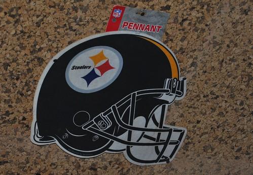 Steelers pennant