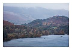 (Light Magnetic) Tags: autumn cumbria derwentwater hill lake lakedistrict landscape uk woodland
