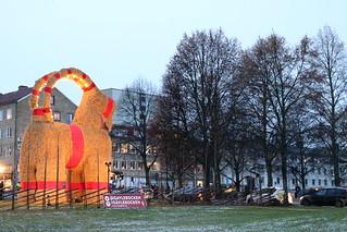 Gävle Bocken - Christmas Goat