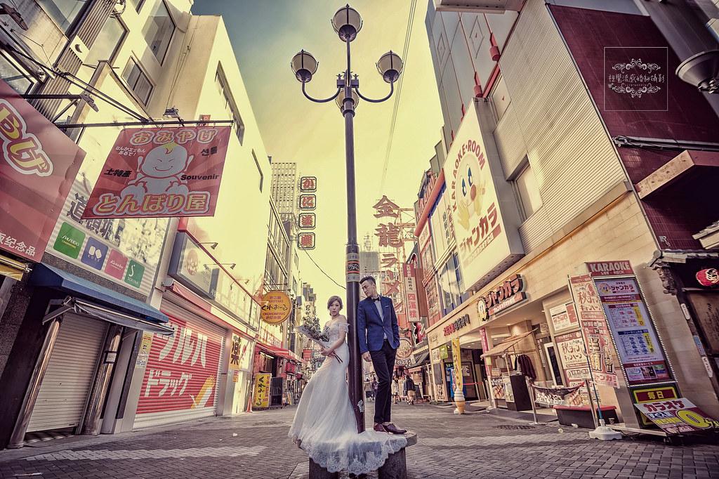 海外婚紗,日本大阪道頓崛,婚紗攝影,日本婚紗,道頓崛,自助婚紗,日本拍婚紗推薦,大阪道頓崛婚紗,道頓崛攝影婚紗,海外攝影