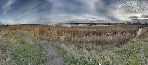 Barleben Adamsee 360 Grad Panorama