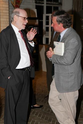 Harold Holzer and Steve Otis