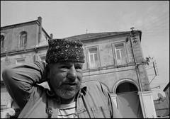 Human (intasko) Tags: monochrome film algerie algeria medea man trip landscape mju olympus bw pellicule life vision marin human algerian fisherman