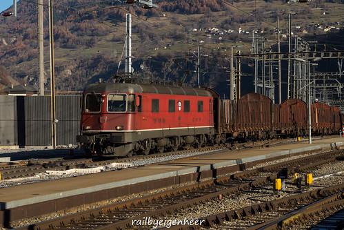"""SBB CFF FFS Cargo Re 620 11627 """"Lutterbach Attisholz"""""""