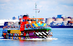 SNOWDROP. (tommypatto : ~ IMAGINE.) Tags: liverpool rivermersey ferries ferryacrossthemersey