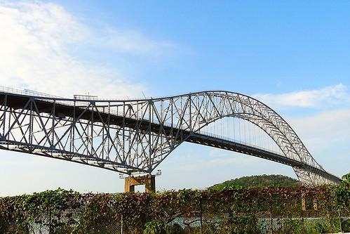 Bridge of the Americas OR Puente de las Américas OR Thatcher Ferry Bridge - Panama 15