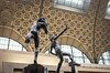 Esculturas en el Musée d'Orsay (Carlos Reusser Monsálvez) Tags: muséedorsay museodeorsay esculturas estaciondetren museo impresionismo orsay paris impresionistas