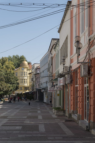 Buildings on Dimitar Gorov Street, 19.09.2015.