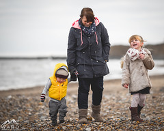 IMG_3411 (timothytripod) Tags: beach winter family son daughter seaside canon uk 135mmf2 portrait people faces laughing laughter explore