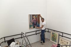 (Beathe) Tags: marius nesodden sunnaas rehabilitationhospital mounting artcollection reinterpretation img9090