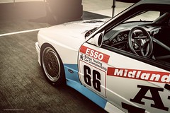 BMW M3 E30 Touring Car (@turnfive | brianwalshphotos.com) Tags: 2016 july motorsport silverstone silverstoneclassic