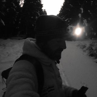 Rando de nuit en forêt - 21 décembre 2016