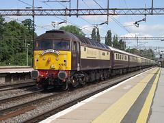 47832 at northampton (47604) Tags: northampton drs class47 47031 47560 47832 northernbelle